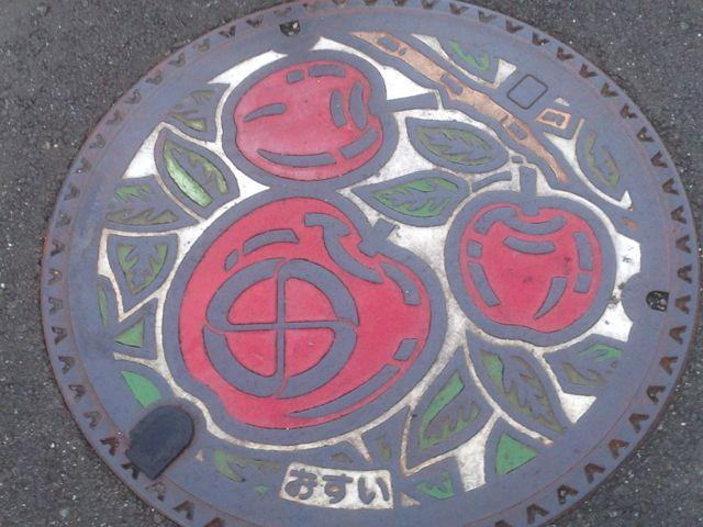 飯田マンホール2