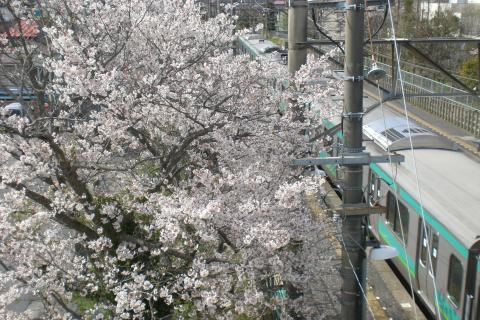 小林駅2010-3
