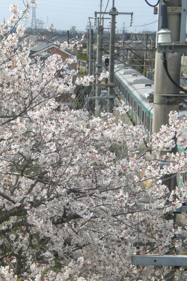 小林駅2010-4