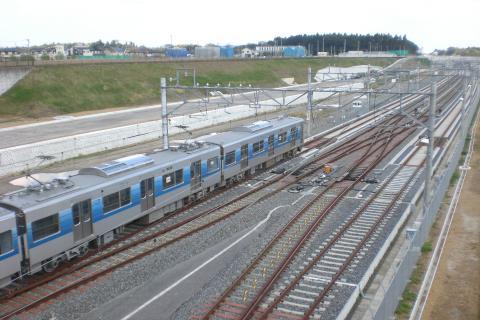 新しい特急電車4