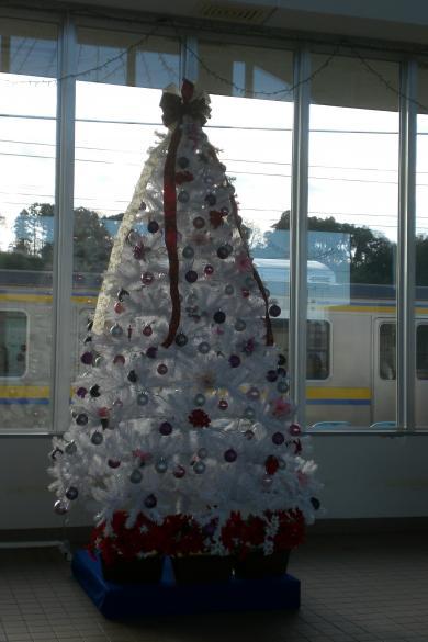 神崎のクリスマスツリー