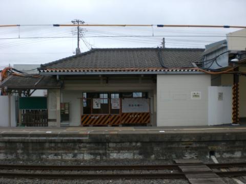 旧駅舎解体2