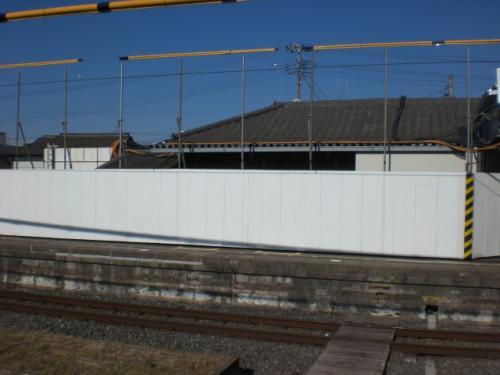 旧駅舎解体5