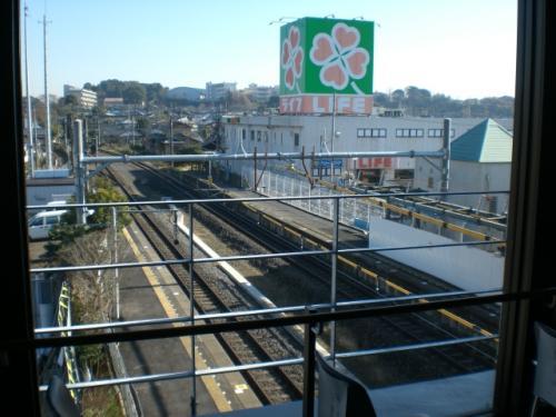 新駅舎使用開始当日3