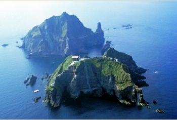 竹島の写真