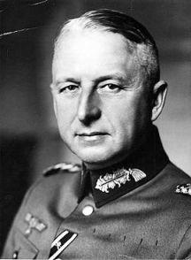 エーリッヒ・フォン・マンシュタイン元帥