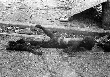 東京大空襲による死者