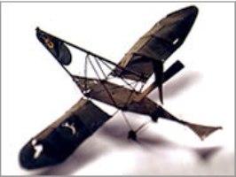 カラス型模型飛行器