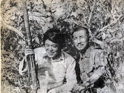 小野田さんと鈴木青年