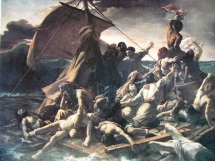 メデューズ号の筏
