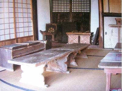 黒沢登幾の寺子屋