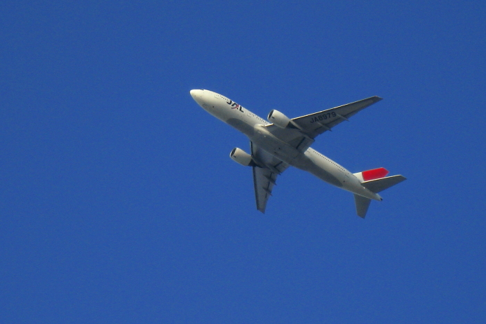 JAL B777-289 JAL124(by IXY DIGITAL 910IS)