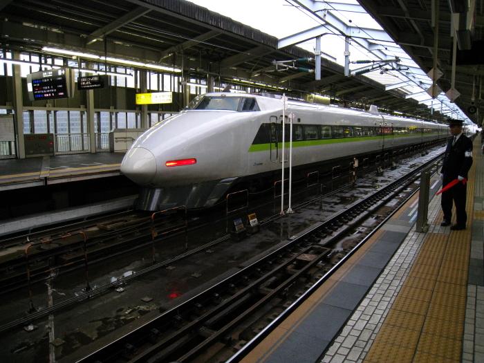 こだまちゃん(謎)@新大阪駅(by IXY DIGITAL 910IS)