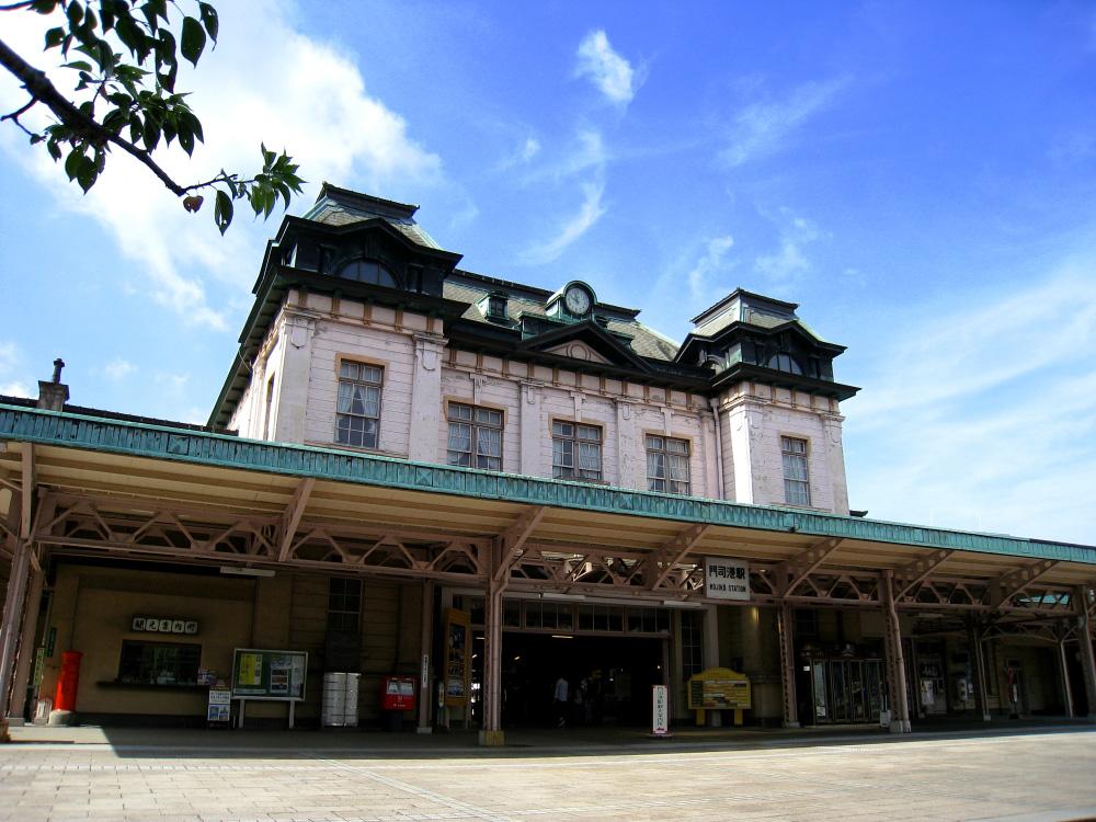 大正レトロ・みなと駅@門司港駅(by IXY DIGITAL 910IS)