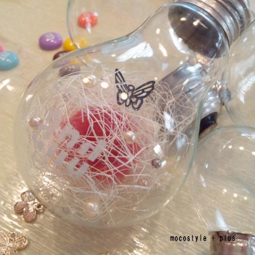 ステンシル電球1