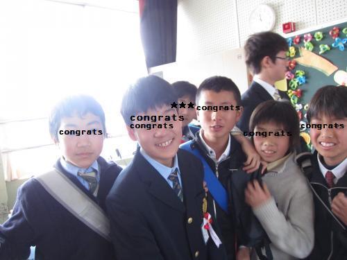 2013.卒業式