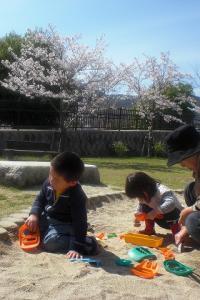 2010.04.08 みどり坂公園 007