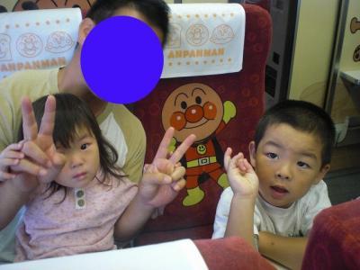 2010.10.10 アンパンマン列車 047