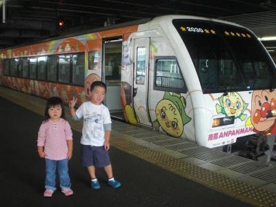 2010.10.10 アンパンマン列車 046