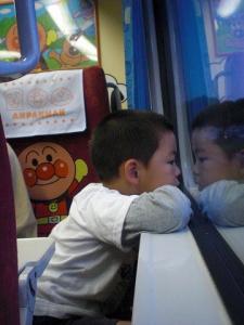2010.10.10 アンパンマン列車 178
