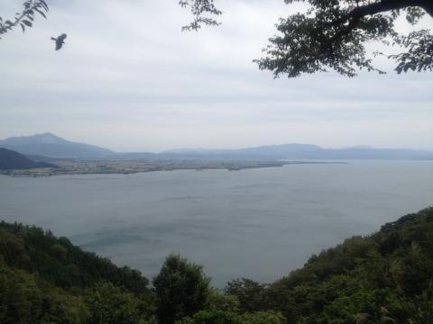 奥琵琶湖(久々)