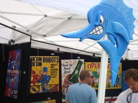 8-21 art pop fish