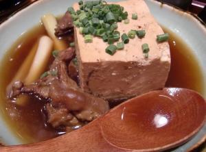 豆腐のやつ