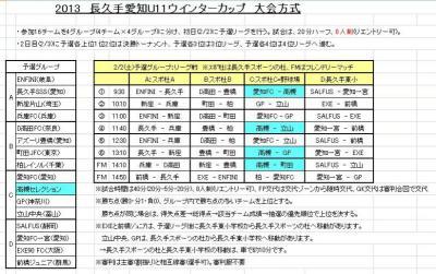 2013愛知遠征