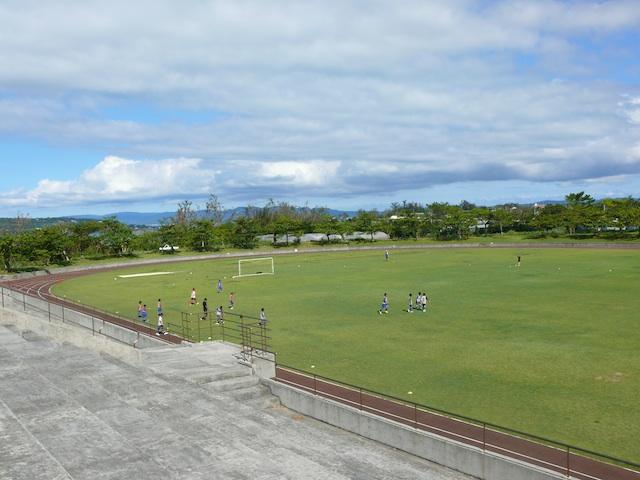 110903サッカー場