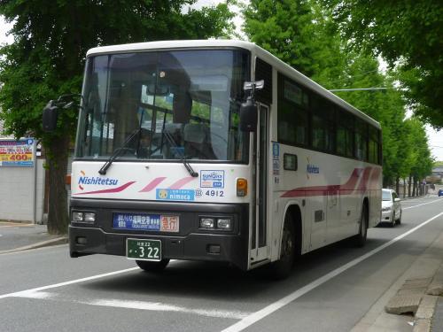 田川4912普通の急行