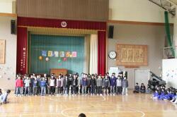 0301卒業を祝う会2