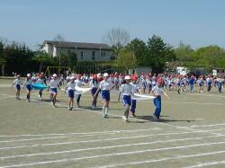 運動会練習3-2