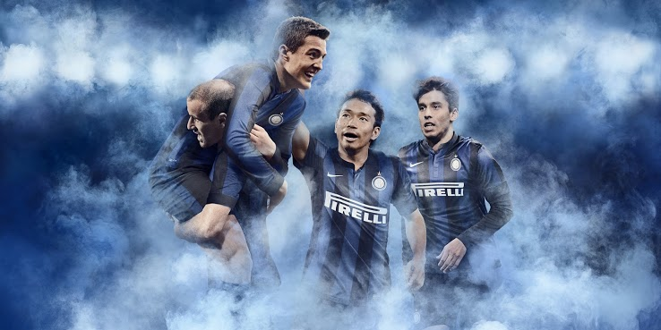 Inter 13 14 Home Kit