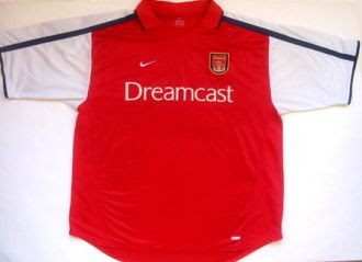 Arsenal-00-Home Dreamcast