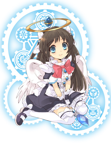 神様と運命革命のパラドクス_天使と叶える願い事