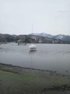 20120416 湖畔の風景