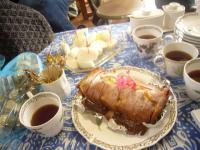 teatime梨