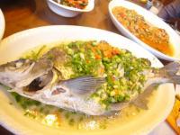 いう魚料理