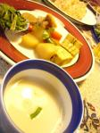 煮物スープ