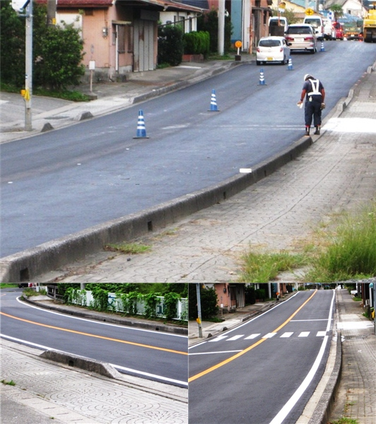 道路工事ー5