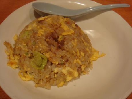麺元素チャーハン