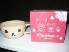 リラックマスープカップ