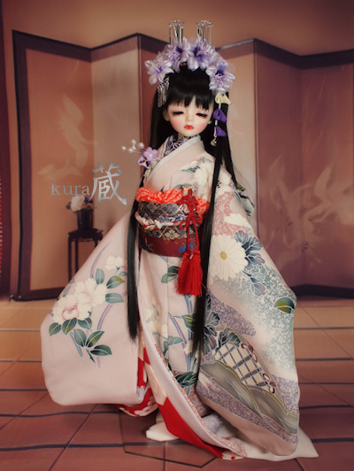 MSD姫衣装