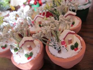 ミニ鉢箱庭