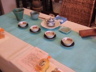 中国茶会梅山金萱茶
