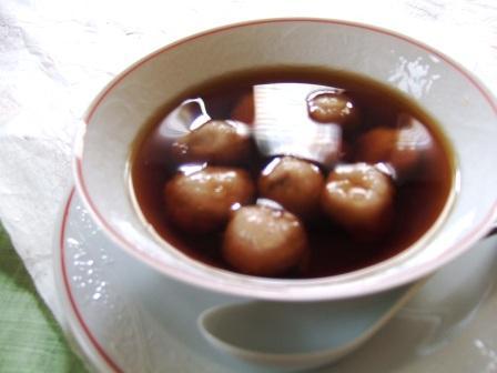 お茶会 米岡さん宅 デザート