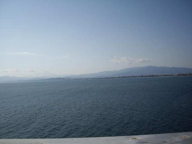 海は広いな大きいな~