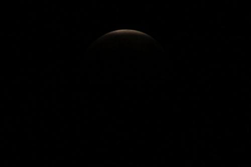皆既月食2014 ④