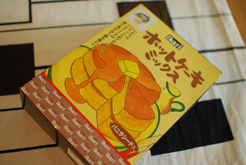 ikari(いかり)のホットケーキ・ミックス