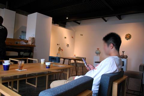 岡山市のシファカフェ(cifa-cafe)
